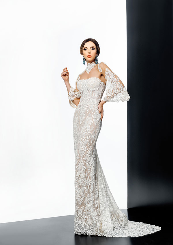 ATTRACTIVE COLLECTIONS FOR THE GOLDEN NEEDLE 2019 FASHION SHOW