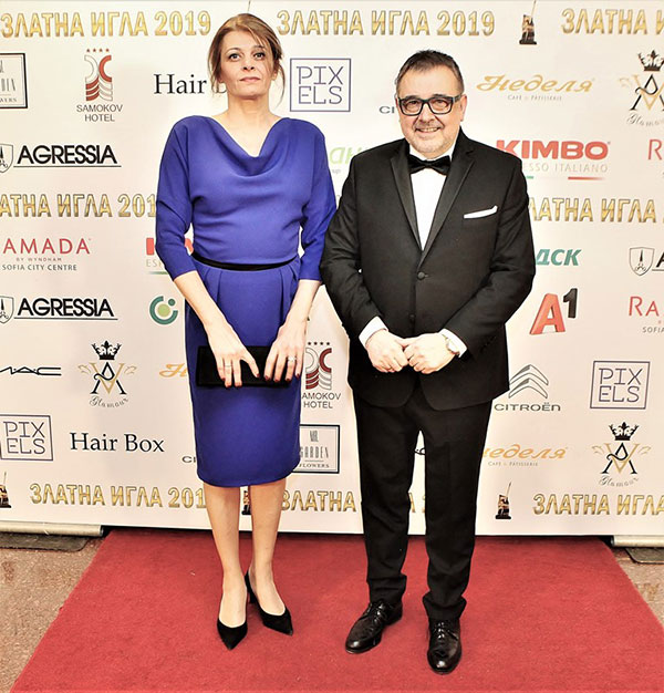 Winner Fashion Journalist Of The Year: Fashion-lifestyle.net