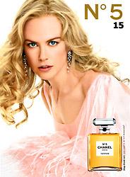 """Никол Кидман в реклама на """"Шанел N 5"""""""