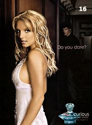 """Реклама на парфюма на Бритни Спиърс – """"Curious"""""""