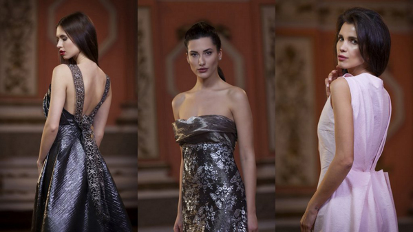 GABRIELA KOLEVA: THE BEAUTIFUL DRESS IS A CONTINUATION OF THE BEAUTIFUL SPIRIT!