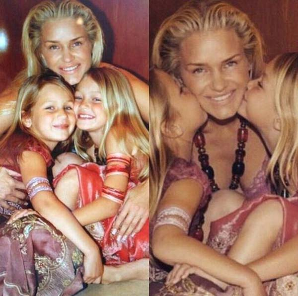 GIGI AND BELLA HADID – FAMILY BEFORE FASHION
