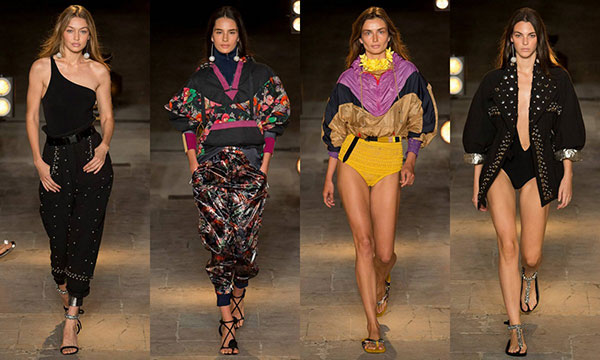 ISABEL MARANT – A NOMADIC LOOK WITH BOHEMIAN ROMANCE