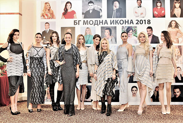 GLAMOROUS FASHION SHOW FOR BG FASHION ICON 2018